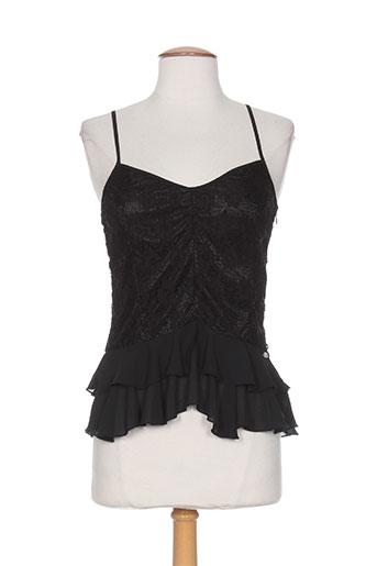 fornarina chemises femme de couleur noir