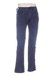 Pantalon casual bleu REPLAY pour homme seconde vue