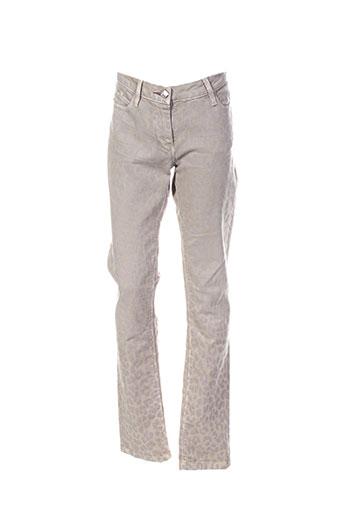 was jeans femme de couleur gris