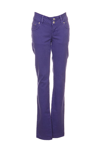 ltb jeans femme de couleur violet
