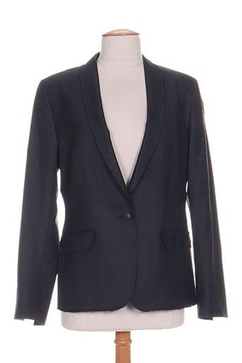 chloé stora vestes femme de couleur gris