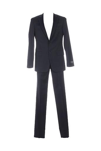 lanificio costumes homme de couleur noir
