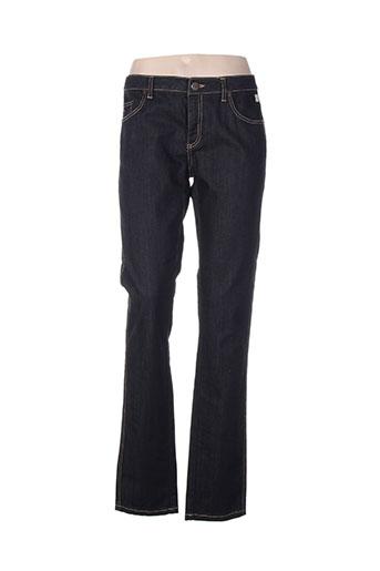 chipie jeans femme de couleur noir