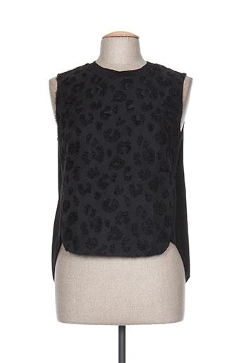 phillip lim chemises femme de couleur noir
