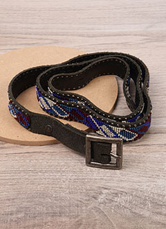 Ceinture bleu HOLLYWOOD TRADING COMPANY pour femme