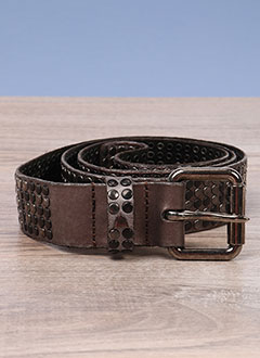 Ceinture gris HOLLYWOOD TRADING COMPANY pour femme