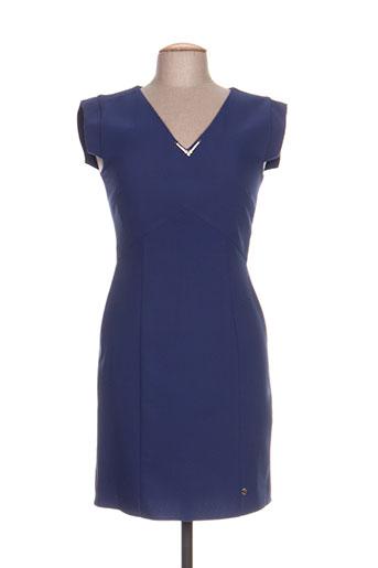 fly girl robes femme de couleur bleu