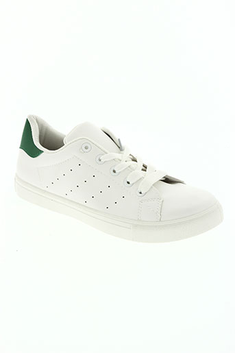 j.z hermanos chaussures unisexe de couleur blanc