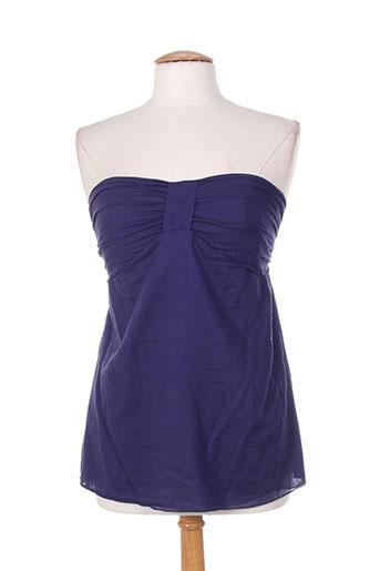 drolatic chemises femme de couleur violet