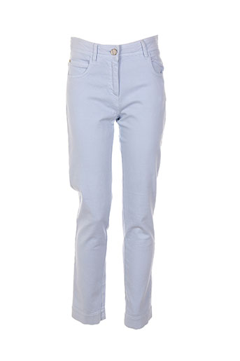 sessun pantalons femme de couleur violet