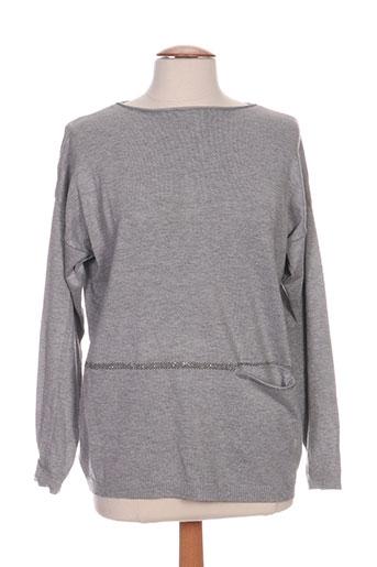 finery pulls femme de couleur gris