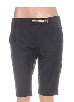 ae933dcd1598c Shorts Et Bermudas VOODOO Femme De Couleur Noir En Soldes Pas Cher ...