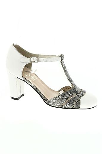 gadea chaussures femme de couleur blanc