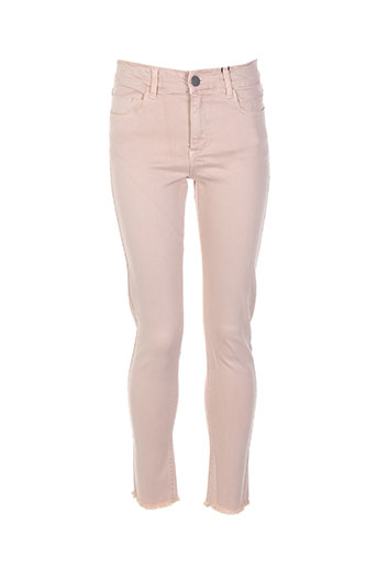 name it jeans fille de couleur rose
