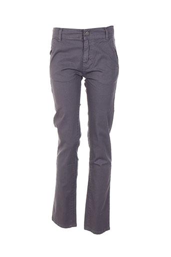 levis pantalons garçon de couleur gris