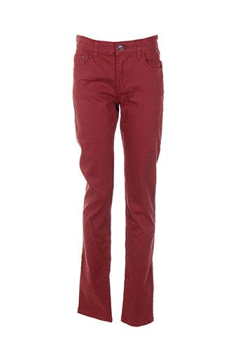 tiffosi jeans garçon de couleur rouge
