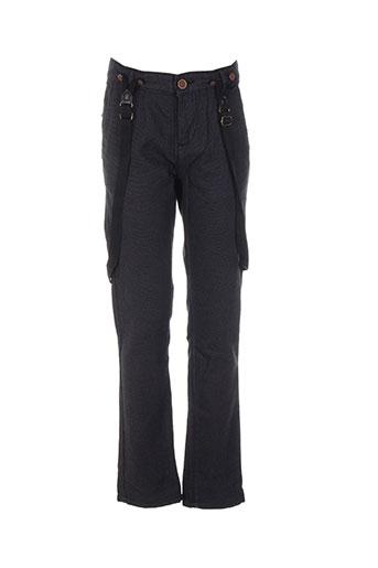 tiffosi pantalons fille de couleur noir