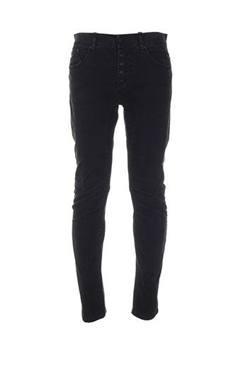 imperial jeans homme de couleur noir