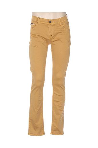 dn.sixty seven jeans homme de couleur beige
