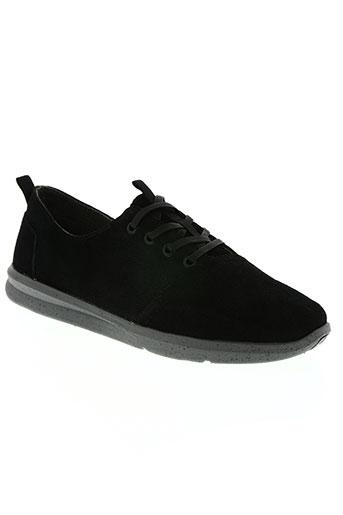 toms chaussures homme de couleur noir