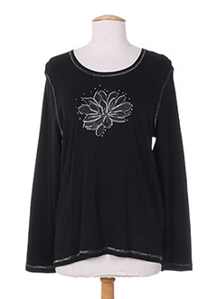 Produit-T-shirts / Tops-Femme-SIGNATURE