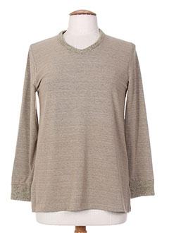Produit-T-shirts / Tops-Femme-MASSANA