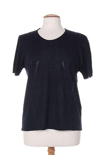 ross tricots pulls femme de couleur bleu