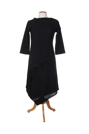 ishwar robes femme de couleur noir