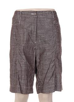 Produit-Shorts / Bermudas-Femme-LUCCHINI