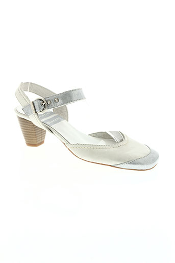 pietro bianchi chaussures femme de couleur blanc
