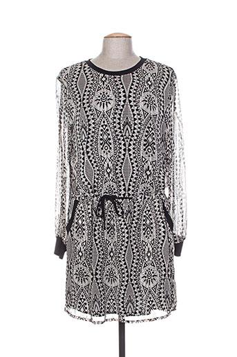 nathalie chaize robes femme de couleur gris