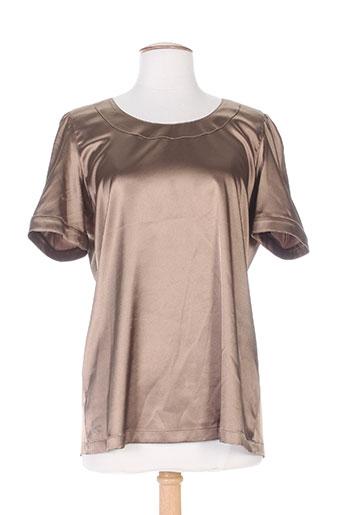 nathalie chaize chemises femme de couleur gris