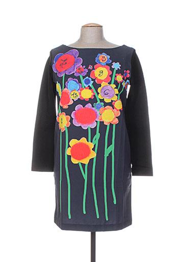 made in sens robes femme de couleur noir