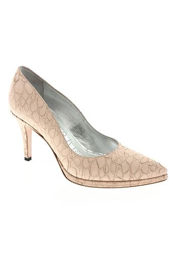 free lance chaussures femme de couleur rose