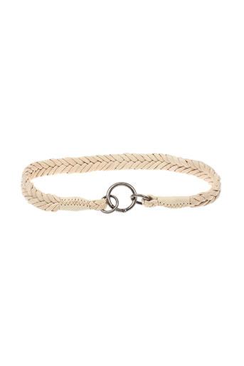 coast + weber + ahaus accessoires femme de couleur beige