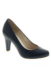 Escarpins bleu GADEA pour femme seconde vue