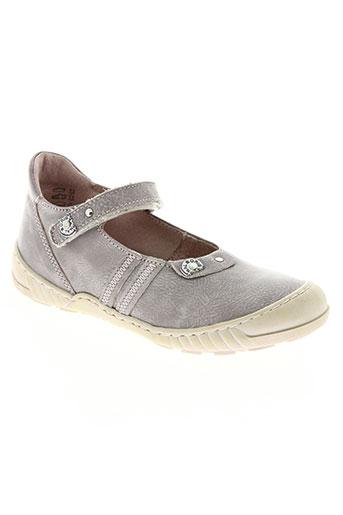 little mary chaussures fille de couleur violet