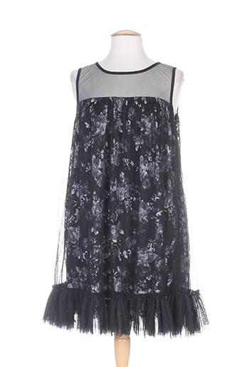 choklate robes femme de couleur noir