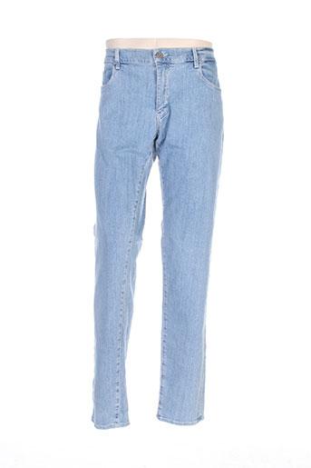 trussardi jeans jeans homme de couleur bleu