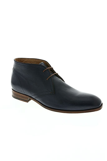 paradigma chaussures homme de couleur bleu
