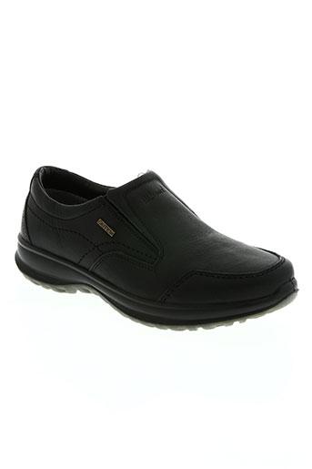 grisport chaussures homme de couleur noir