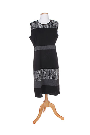 m.x.o robes femme de couleur noir