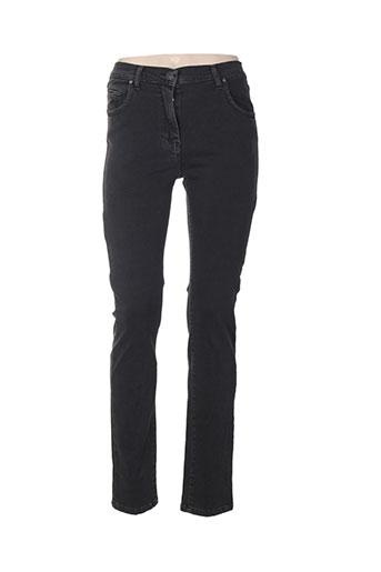 lucchini jeans femme de couleur gris