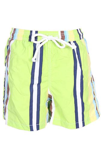 arthur maillots de bain garçon de couleur vert