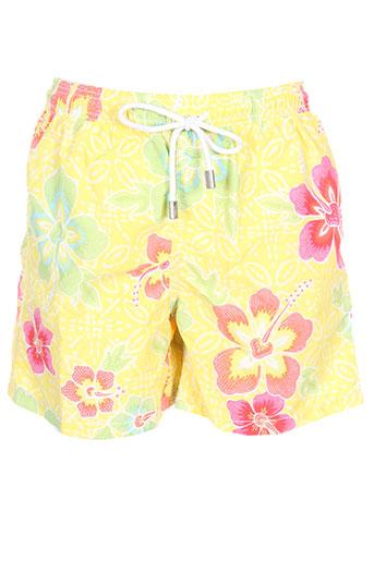 arthur maillots de bain garçon de couleur jaune