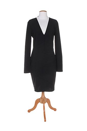 guess robes femme de couleur noir