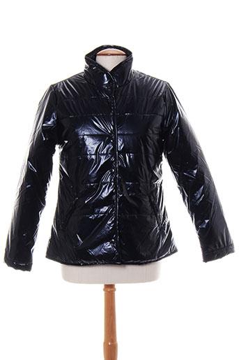 thalassa manteaux femme de couleur bleu