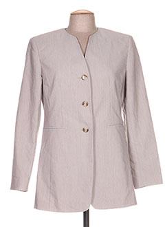 Veste casual gris ALIZE pour femme