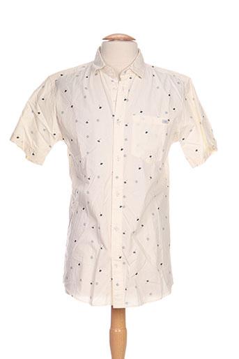 jack EFFI_CHAR_1 jones chemises homme de couleur beige