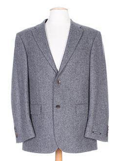 Veste chic / Blazer gris HAROLD pour homme